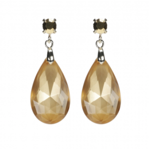 Dirkx Camps tiny galvanised gold drops