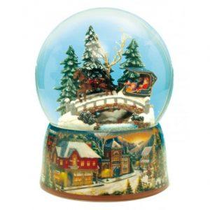 Sneeuwbol/speeldoos